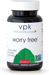 VPK Worry Free Anxiety Relief